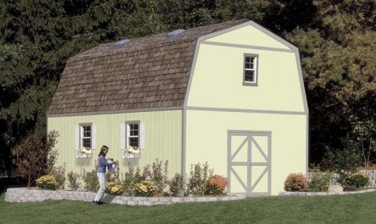 Sheds Are More Than Just For Storage