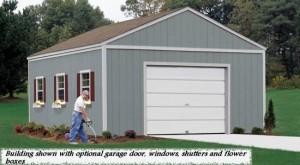 16x20 garage buildings