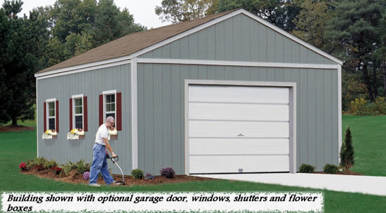 Did You Know Garage Sheds Can Serve Many Purposes