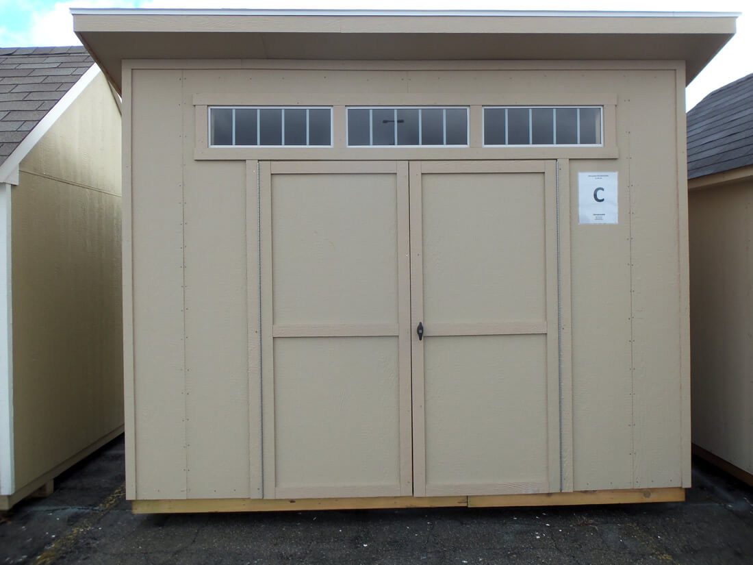 shed liquidation sale michigan