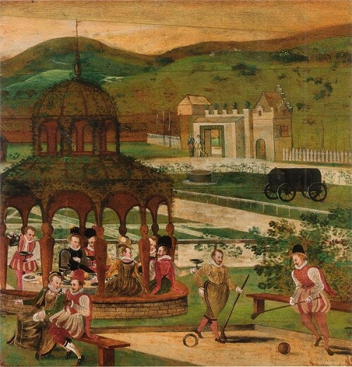 history of gazebos