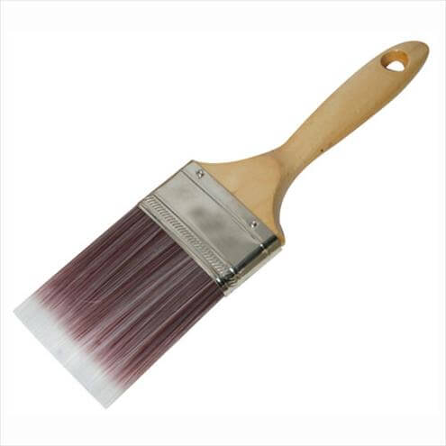 paint brush for DIY outdoor painting