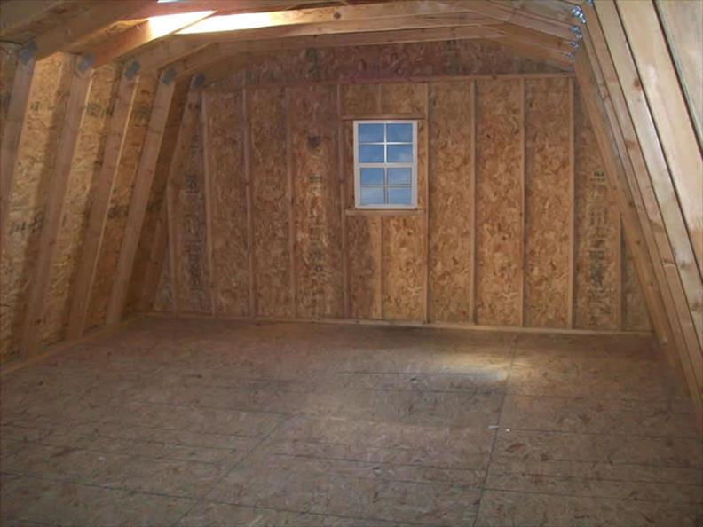 Two Story Storage Buildings Make the Perfect Man Cave or