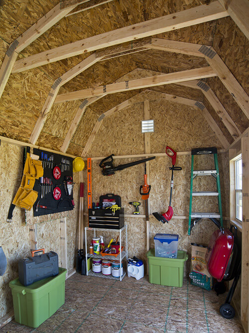 How To Build Man Cave Shed : Used wood carving power tools lowes storage shed ramps