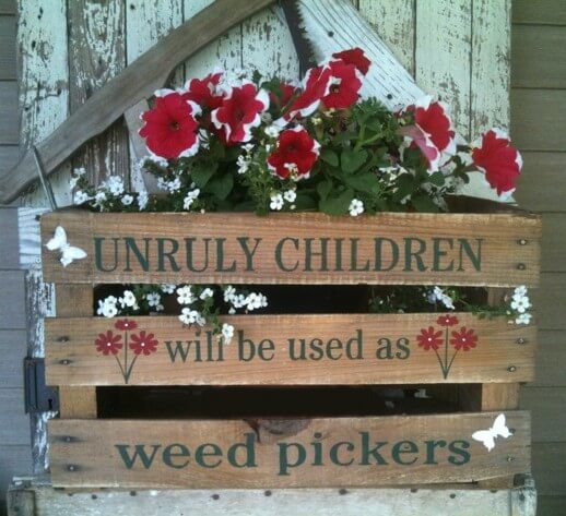 Funny Backyard Signs : Creative Garden Sign Ideas that Will Inspire You!