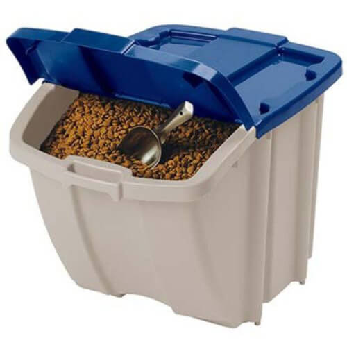 The dos and dont39s of shed organization backyard buildings for Extra large dog food container