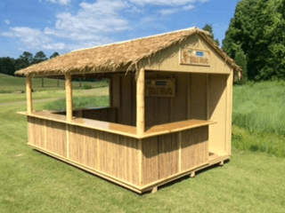 ... to build a small backyard storage shed | Woodworking Hobbyist Market