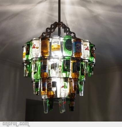 beerchandelier
