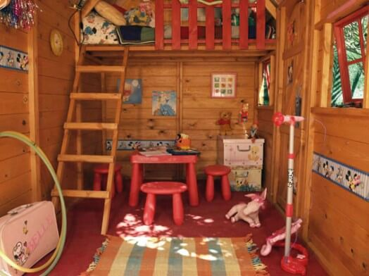 play house outdoor room for kids