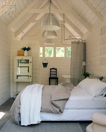 Storage Shed Bedroom