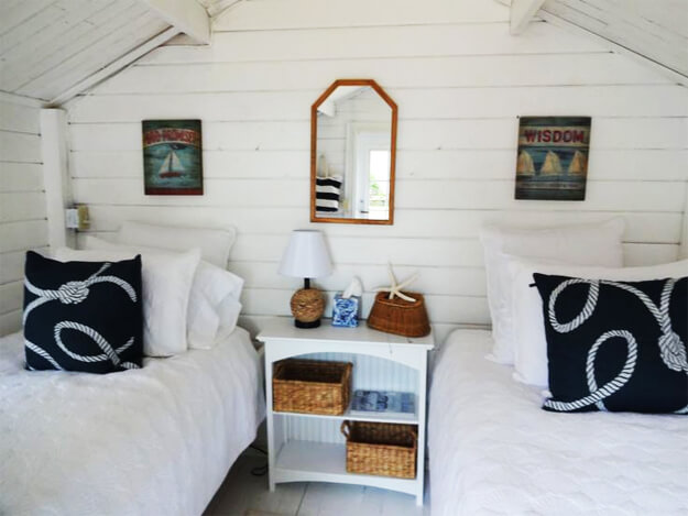 Converting Your Shed Into A Guest House For The Holidays