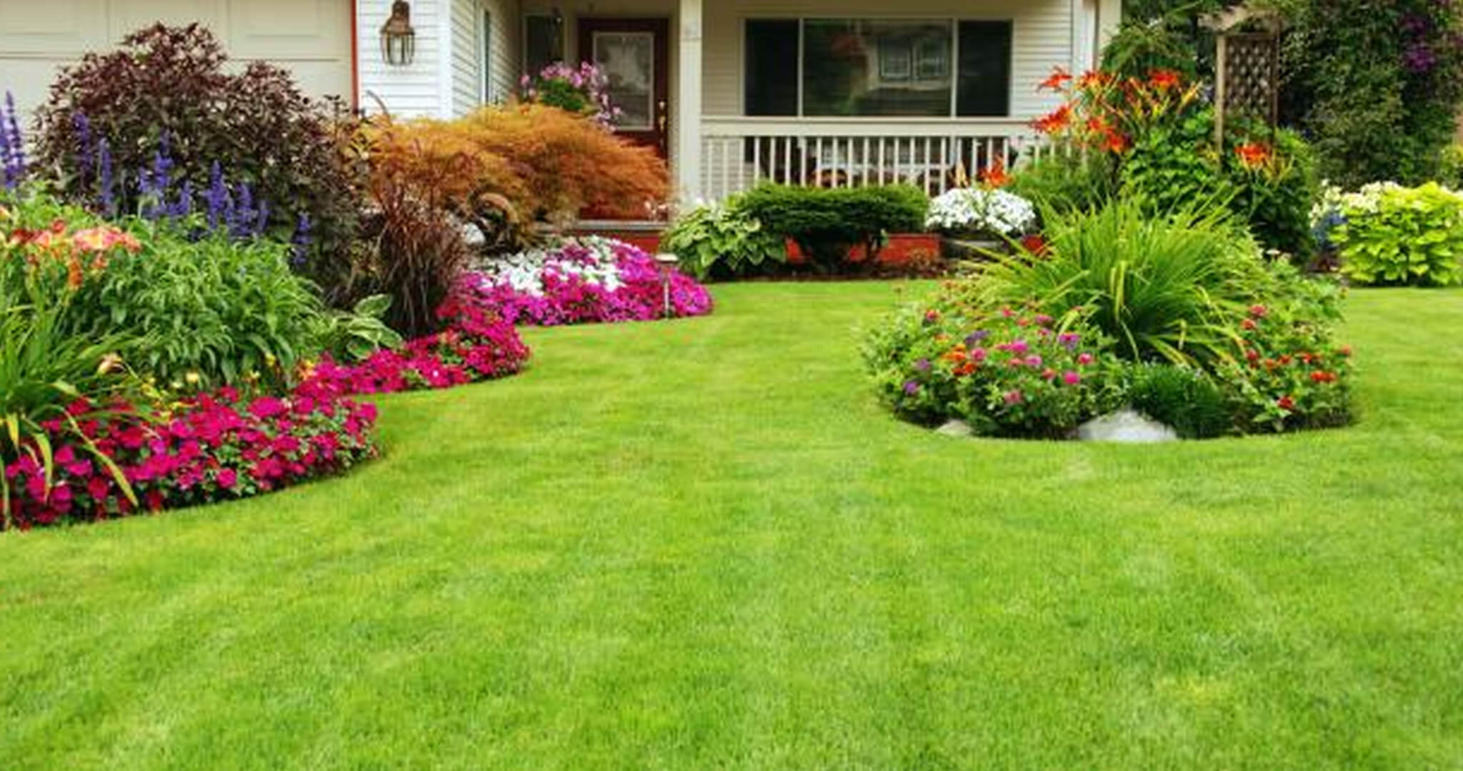front-yard-landscape-landscaping-ideas-remarkable-front ...