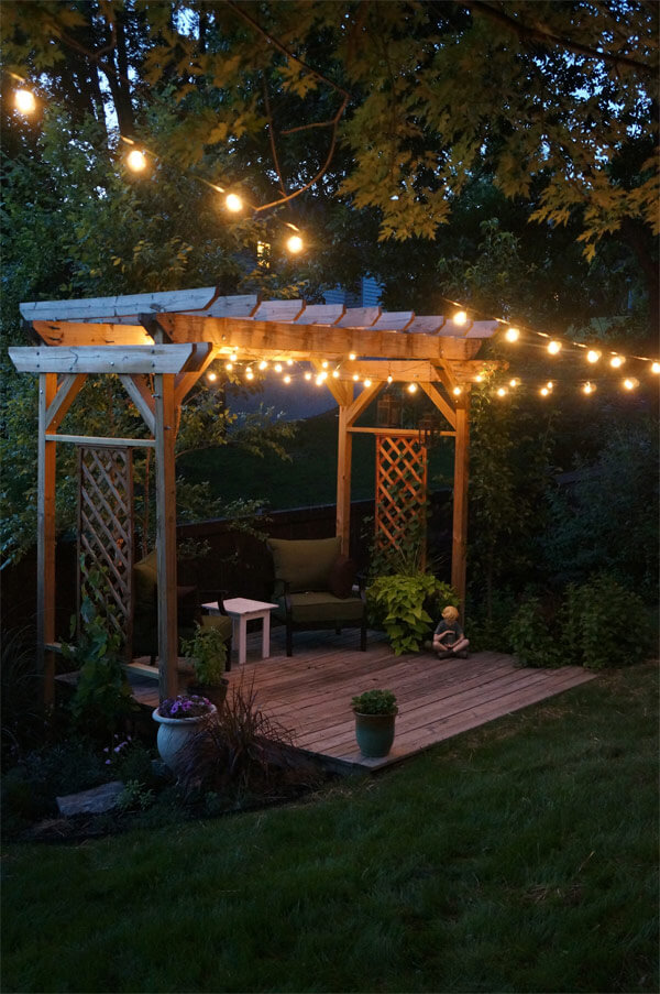 7 backyard diy projects for fall and winter