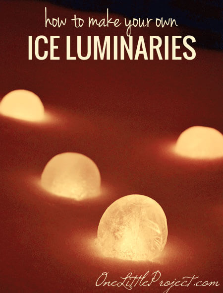 ice luminaries