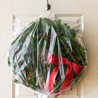Hang your wreath