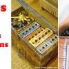 ways to organize christmas decorations