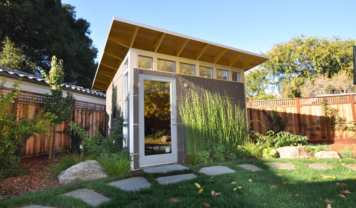 5 garden shed ideas you have to see to believe Modern backyards
