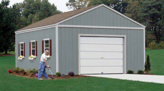 turn your large shed into a man cave