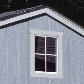 Gable Window - fixed