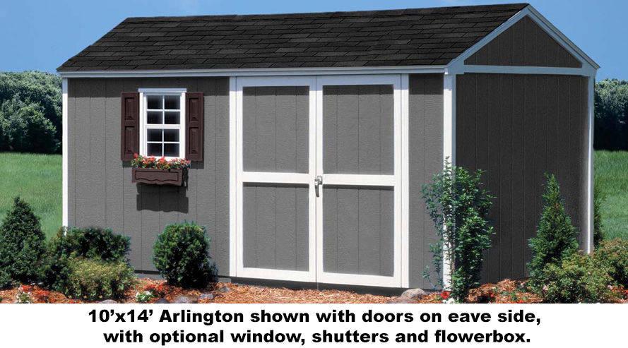 10x14 Arlington