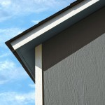 Extended roof overhangs keep excess moisture away from your building.