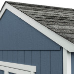 Shingles are included with your choice of five popular colors.