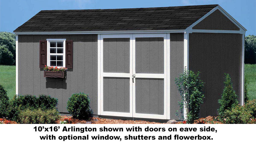 10x16 Arlington