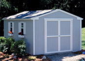 Gable Sheds