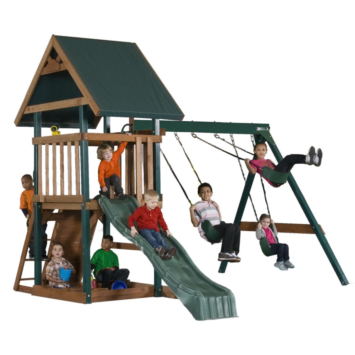 100 wood backyard playsets best 25 swing set plans ideas on