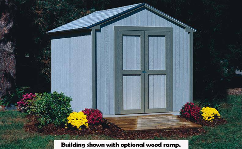 8x8 shed seneca value series small sheds installed for Garden shed 8x8