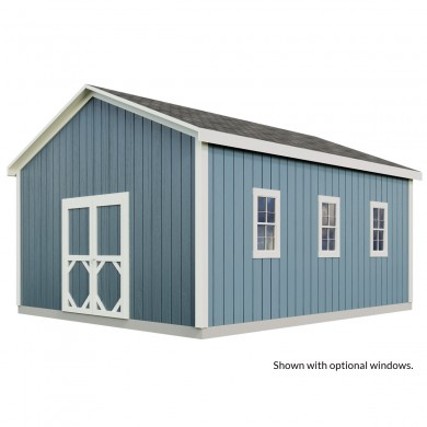 A large storage shed with no limits.