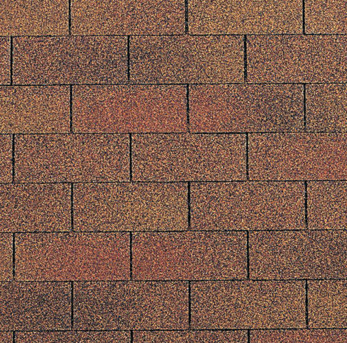 Dark Brown Shingles