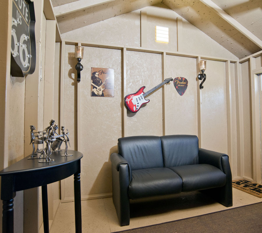 Man Cave Shed For The Everyman Designs Plans Amp Ideas