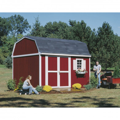 Storage Sheds for Sale with Free Installation | Backyard Buildings