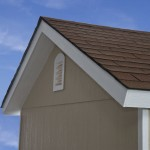 Extended roof overhangs provide a stunning profile while keeping excess moisture away from your building.