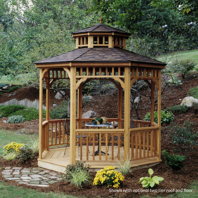 Backyard Gazebo wooden gazebo & pergola for backyards [free installation]
