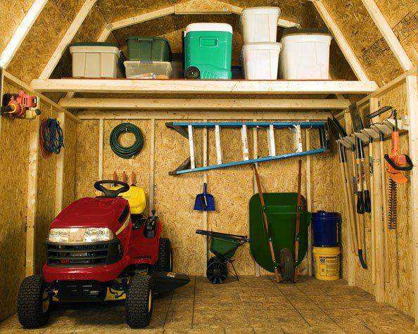 Get Shed With Loft Building Plans Biek Plans Shed