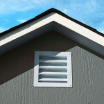 Deluxe vents let fresh air in and reduce condensation.