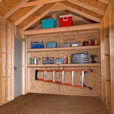 Sheds Available in Medina, OH | Backyard Buildings & More