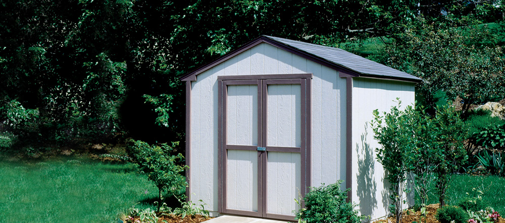 The Seneca Shed by Backyard Buildings