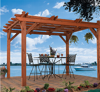 get inspired catalina pergola