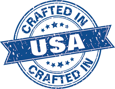 Product Made in the USA Badge
